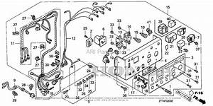 32 Honda Eu3000is Parts Diagram