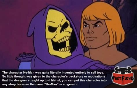 He-man Was Almost A Spaceman