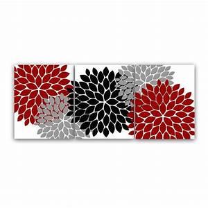 Best red wall art ideas on