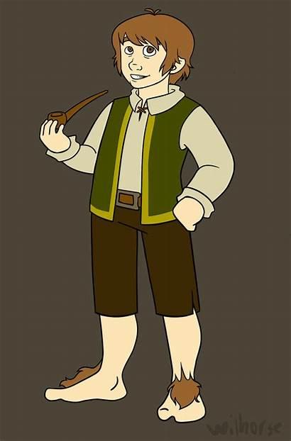 Hobbit Clipart Bilbo Baggins Clip Cartoon Cliparts