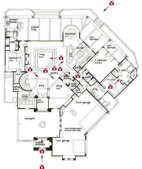 sterling custom homes custom designs sterling  homes austin texas custom plan