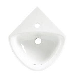 american standard corner minette wall mounted bathroom