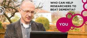 Public rally to volunteer for dementia research on ...