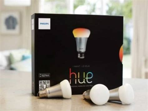 Philips Hue Led Len F R Apple by Sealed Brand New Philips Hue Connected Led Light Bulb