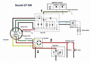 Powerdynamo  Assembly Instructions For Suzuki T  Gt 250