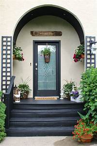 interesting front patio decor ideas Summer Front Porch Decorating Ideas - Clean and Scentsible