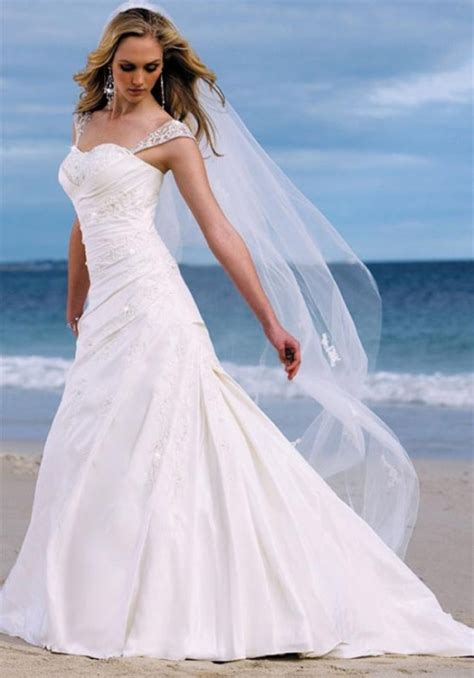 aline wedding dress a line wedding gowns for the brides with a heavy waist and hip wedwebtalks