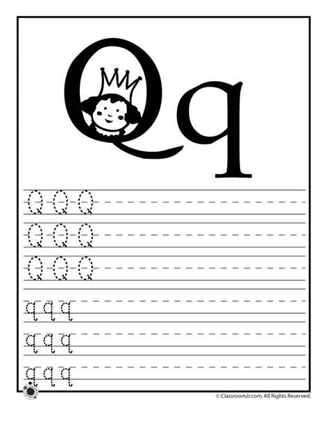Learn Letter Q | Woo! Jr. Kids Activities