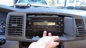 2003-2008 Toyota Corolla Car Stereo Upgrade  1 Of 3