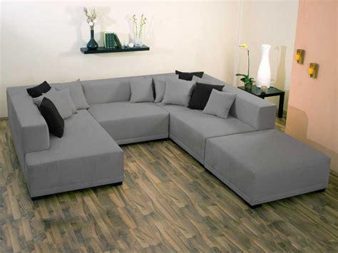 canape angle 7 places tissu meuble achat vente de meuble pas cher