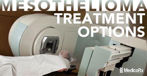 mesothelioma treatment options medicorx