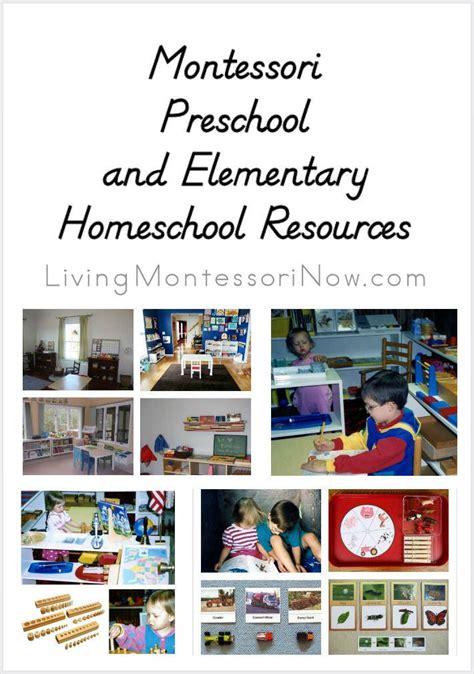 montessori preschool and elementary homeschool resources 369 | Montessori Preschool and Elementary Homeschool Resources