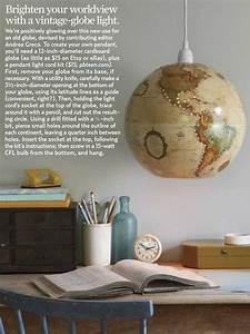 Globus Als Lampe : die besten 25 globus lampe ideen auf pinterest globus silberne pendelleuchten und boho ~ Markanthonyermac.com Haus und Dekorationen