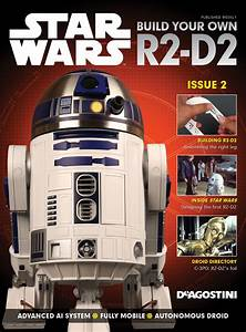 Designers That Start With E Build R2 D2 Star Wars 1 2 Scale Model Modelspace