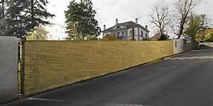 Mur En Pisé : ar ter mur en pis confignon ~ Melissatoandfro.com Idées de Décoration