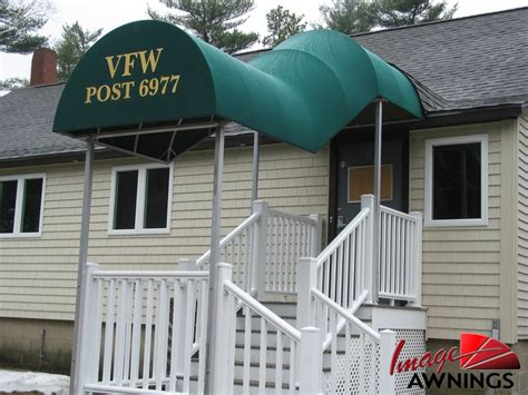 Custom Commercial Awnings By Image Awnings
