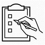 Clipart Exam Quiz Clipboard Test Transparent Cartoon