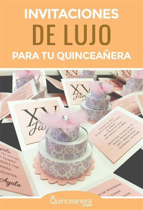 158 best images about Quinceanera Invitations on Pinterest