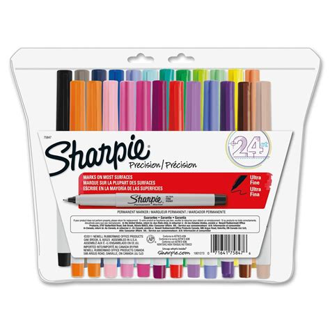 Sharpie Ultra-fine Point Permanent Marker Set - LD Products