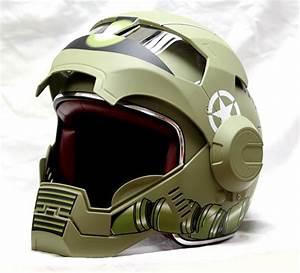 Casque De Moto : masei un casque moto au look d 39 iron man ~ Medecine-chirurgie-esthetiques.com Avis de Voitures