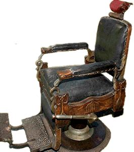 january 2013 antique barber chairs