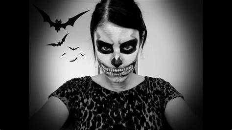 Maquillage Squelette Maquillage Squelette