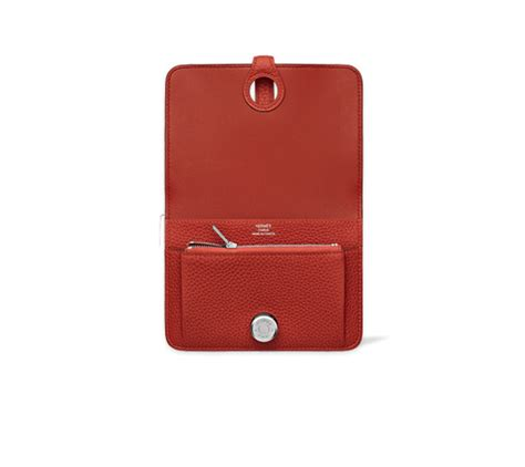 hermes dogon circular tabbed wallet reference guide