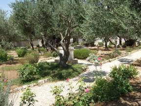 garden of gethsemane the land of milk and honey standby on stage
