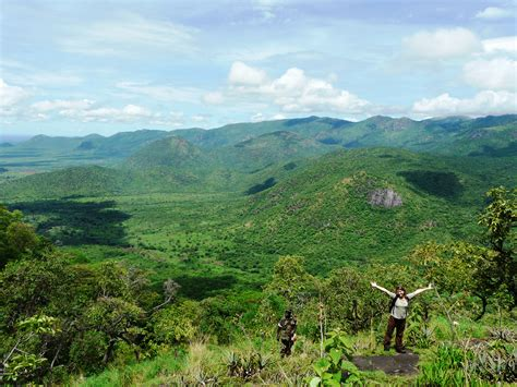 Mountains of South Sudan