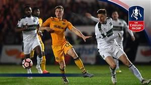 Newport County 0-1 Plymouth Argyle (Replay) Emirates FA ...