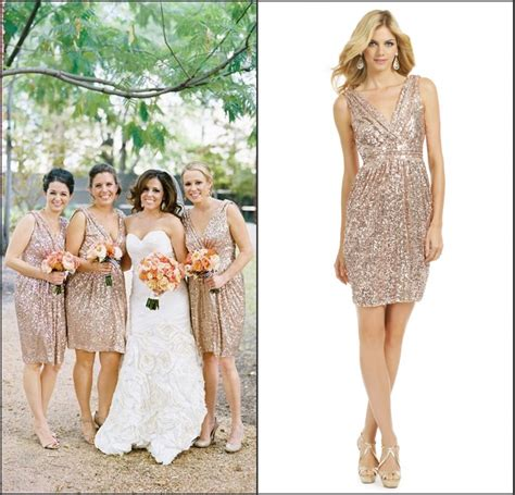 Plus Size Rose Gold Sequin Dress  Different Occasions - Dresses Ask