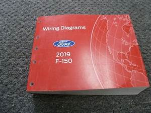2019 Ford F150 Truck Electrical Wiring Diagrams Manual Xl