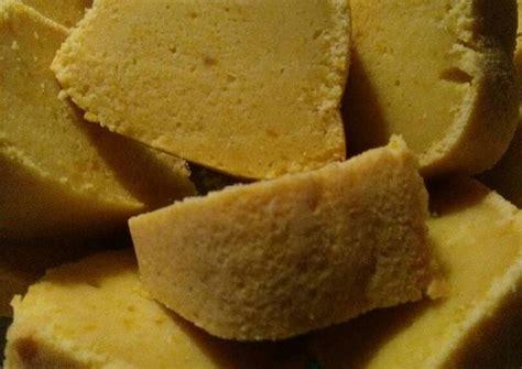Lagi bikin camilan apa hari ini? Resep Bolu Panggang Labu Kuning oleh ummi-Nha - Cookpad