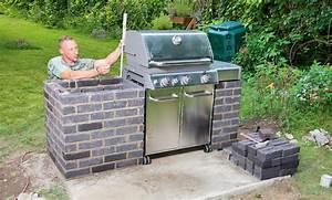 Grill Selber Mauern : selbst gemauerter gartengrill grill selber bauen mauern fotos das wirklich wunderschne grill ~ Sanjose-hotels-ca.com Haus und Dekorationen