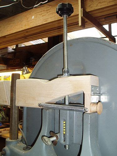 bandsaw blade tension release by lumberjocks woodworking