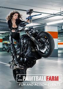 Ducati Streetfighter Wheelie Female Rider Chesca Miles ...