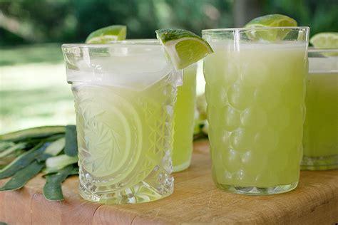 agua fresca cucumber lime agua fresca