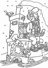 Stove Coloring Pages sketch template
