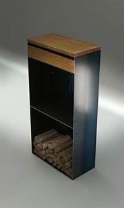 Wohnzimmer Regale Design : brennholzregal wohnzimmer ~ Sanjose-hotels-ca.com Haus und Dekorationen