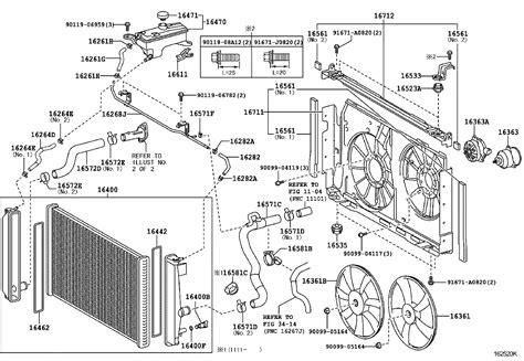 2006 Toyotum Rav4 Engine Diagram by Toyota Rav4 Vanguardaca33w Bpxgk Tool Engine Fuel