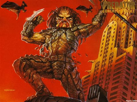 predator concrete jungle  film idea wiki fandom