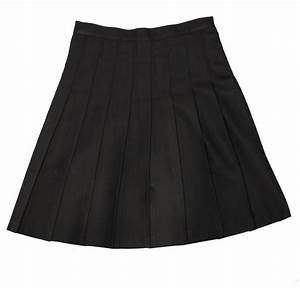 Plain Black Skirt | Skirt Ify