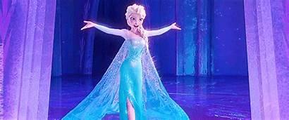 Elsa Disney Frozen Let Queen Gifs Ice