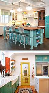 best 25 turquoise kitchen cabinets ideas on pinterest With these kitchen color schemes would surprise you