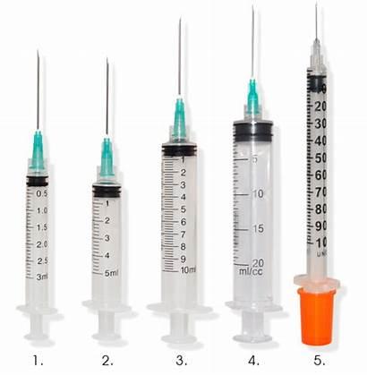 Syringes Ml 23g Dispo Hospital