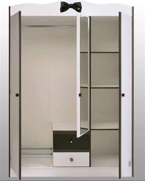 armoire de chambre blanche armoire chambre ado amazing home ideas