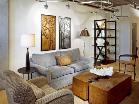 Decorating With Floor And Table Lamps Hgtv
