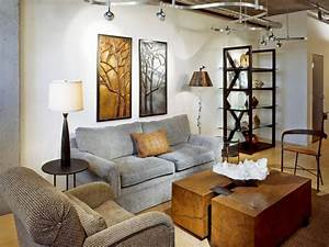 decorating with floor and table lamps hgtv With how to choose floor lamp for living room