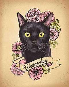Resultado de imagem para neo traditional cat tattoo ...