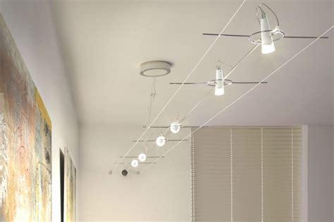 seilsystem design in led und halogen paulmann licht